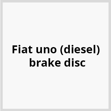 Fiat-uno-(diesel)-brake-disc