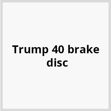 Trump-40-brake-disc